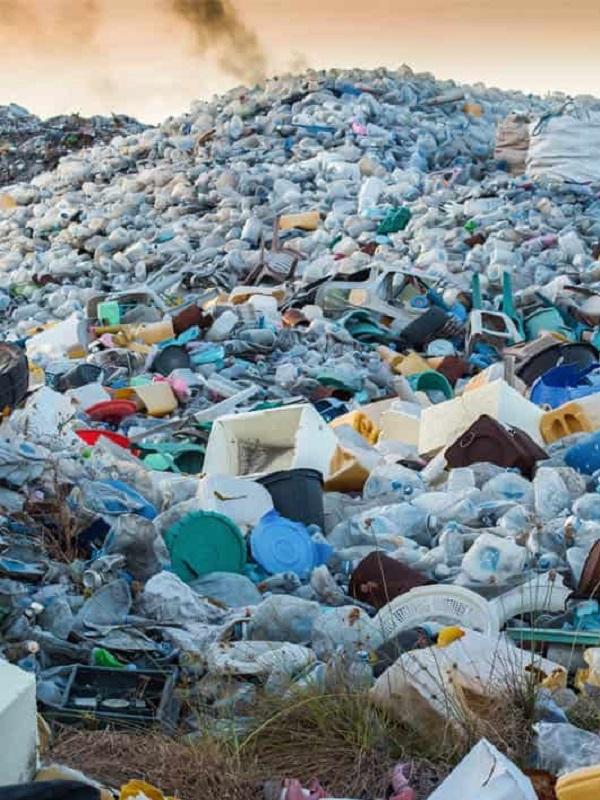 España suspende estrepitosamente en su gestión de residuos urbanos
