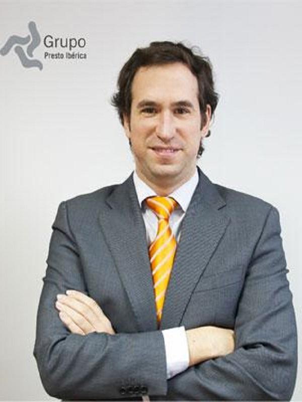 Gustavo Diez en la nueva Dirección Comercial del Grupo PRESTO Iberica