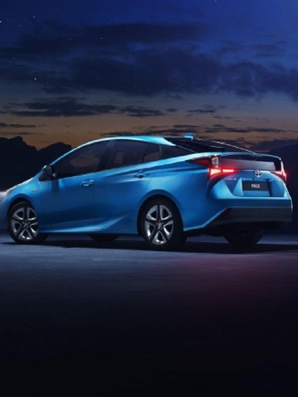 Ya está aquí el nuevo Toyota Prius hybrid
