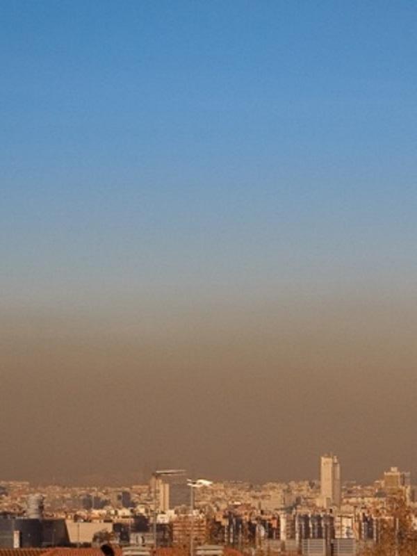 Aprobado el nuevo protocolo por alta contaminación de Madrid