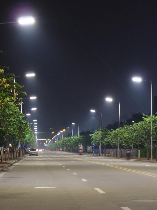 El Valle de Egüés presentará el miércoles a la ciudadanía las nueva iluminación pública con leds