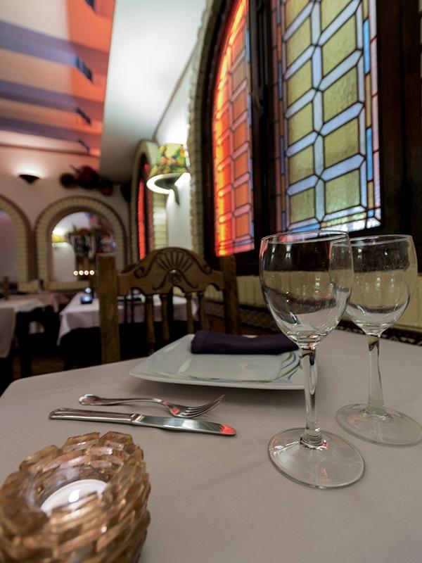 Restaurante vegetariano recomendado por Ecoticias.com 'Al Natural'