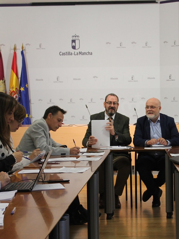 45 pueblos de Albacete presentan 80 proyectos de ITI en turismo, eficiencia energética y gestión residuos