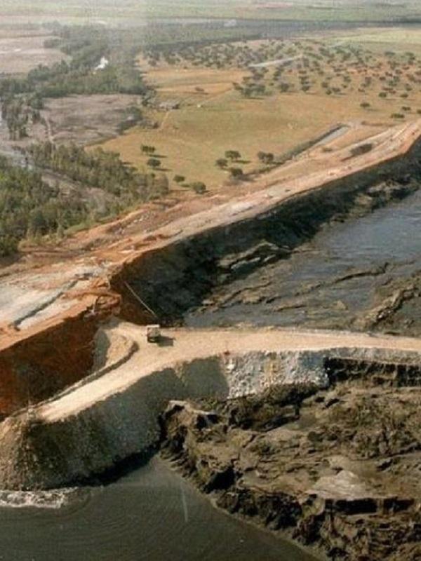 La CHG prepara informes para la tramitación ambiental del proyecto minero de Aznalcóllar