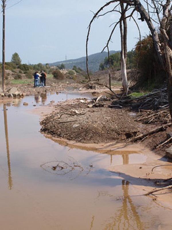 Más del 30% de los ríos de España están afectados por la salinización