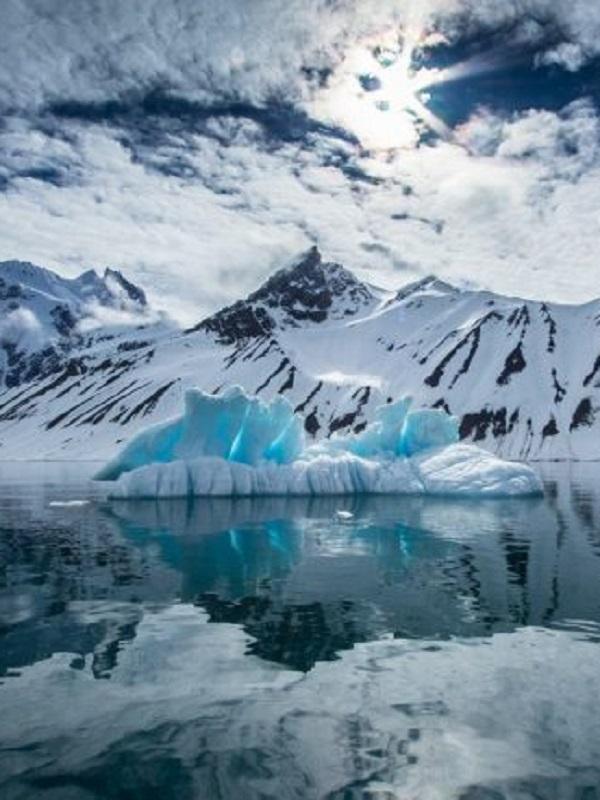 La fusión del hielo se contagia a glaciares de la Antártida Oriental