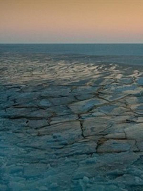 Vinculan la gran polinia ártica al súbito calentamiento estratosférico