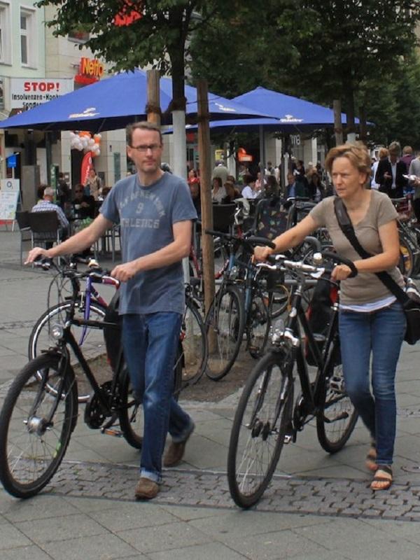 Comienza el proceso para adaptar la circulación de bicicletas, ciclos y vehículos de movilidad personal en Murcia