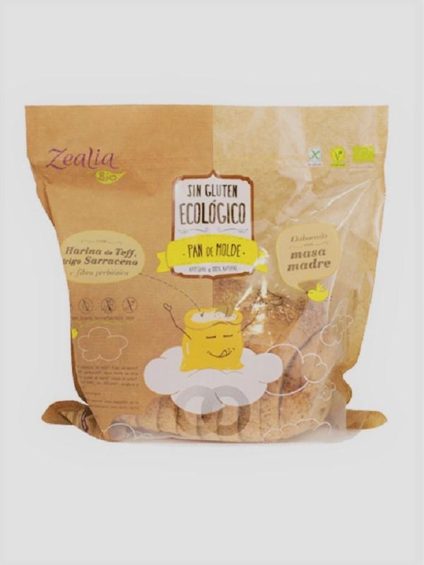 Productos ecológicos sin gluten