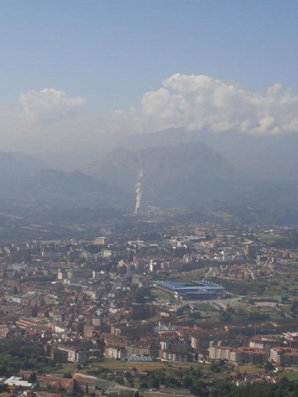 Se agrava la contaminación en Oviedo