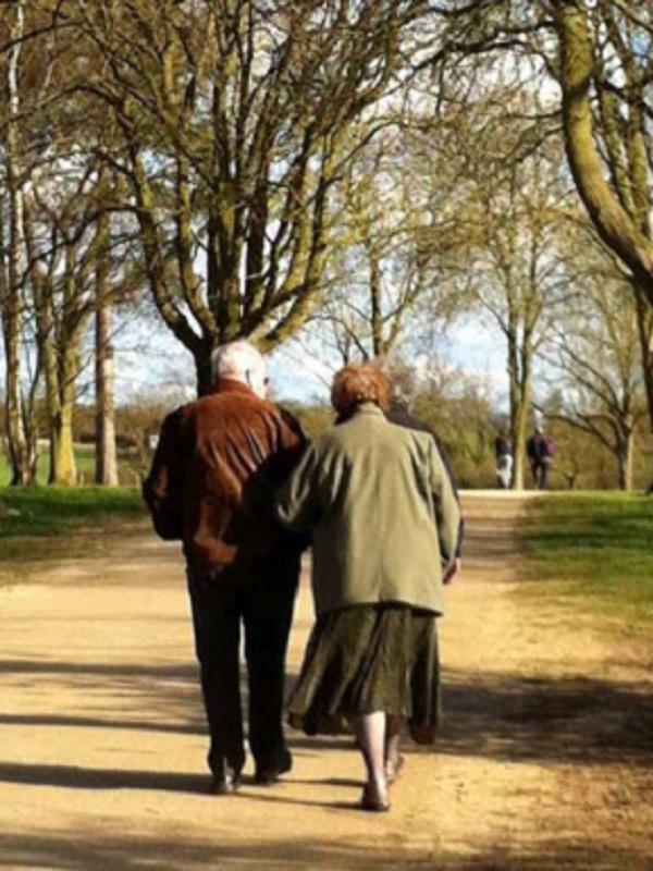 Si vives en áreas con espacios verdes envejecerás mejor