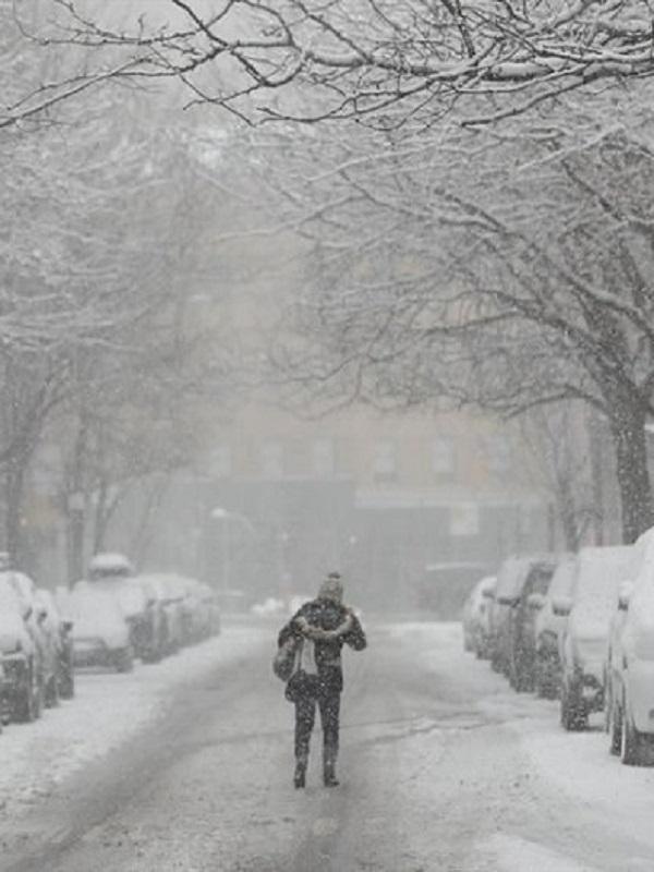 Al menos tres muertos a causa de una tormenta de nieve en el sureste de EEUU
