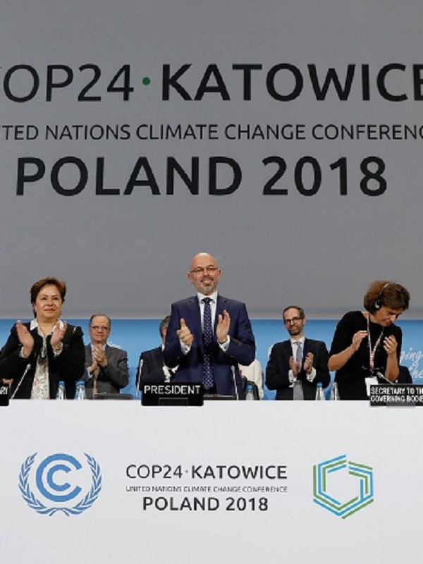 La COP24 concluye con la aprobación del libro de reglas para hacer operativo el Acuerdo de París