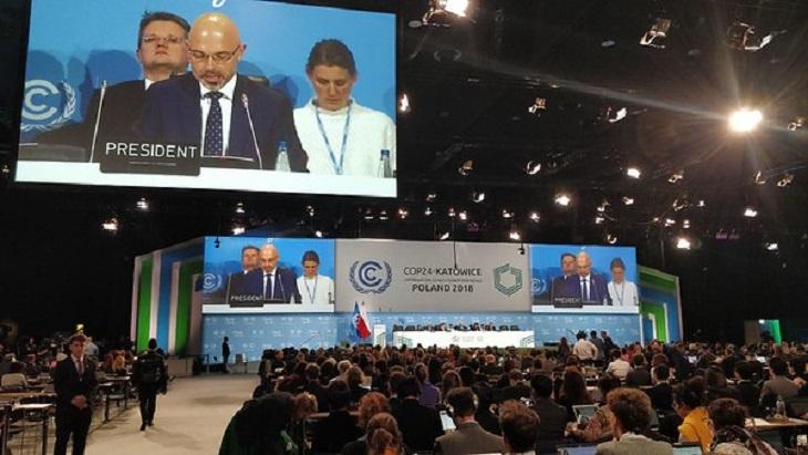 Cambio climático: casi 200 países, incluyendo a EE.UU., logran un acuerdo