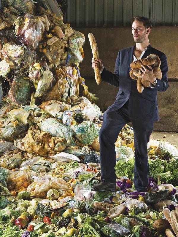 Aplicaciones interactivas para disminuir el desperdicio alimentario