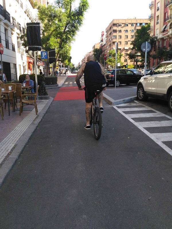 Palma se suma a la campaña 'Ciutat 30' de la Red de Ciudades por la Bicicleta para limitar la velocidad en la vía urbana