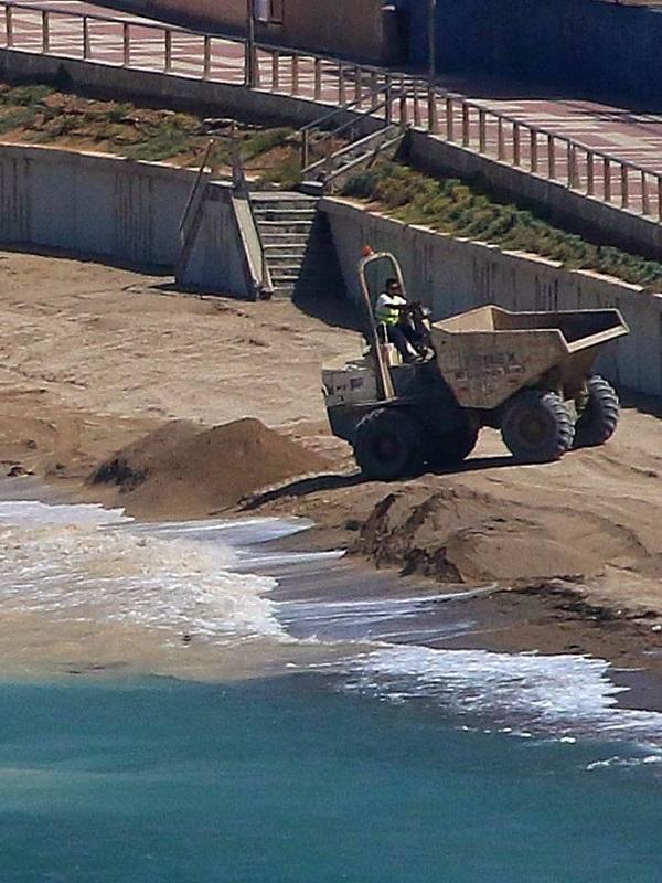 El Gobierno de España ha dado la espalda al Mar Menor al incumplir su palabra con el Plan de Vertido Cero