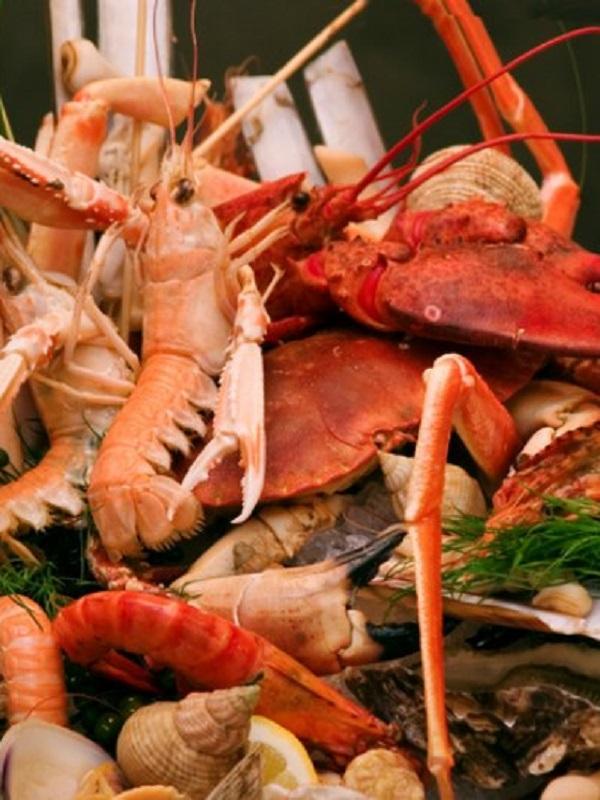 ¿Comer marisco estas navidades es saludable?