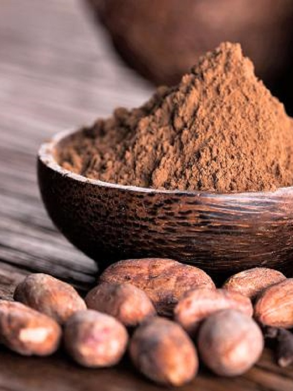 Cacao natural, una idea saludable
