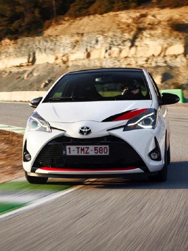 Toyota Yaris GR-Sport, emoción eléctrica