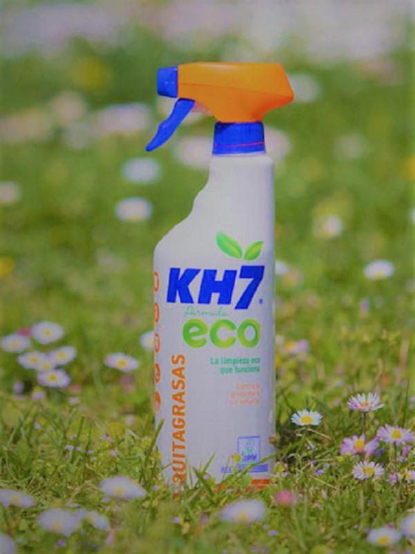 KH-7 ECO, el quitagrasas Ecológico