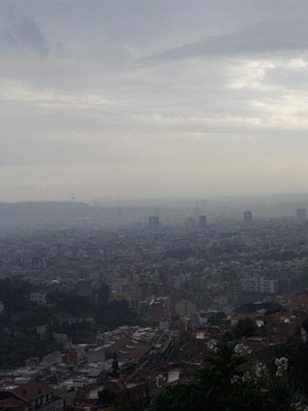 El Ayuntamiento de Murcia activa el protocolo de aviso por contaminación atmosférica en su nivel más leve