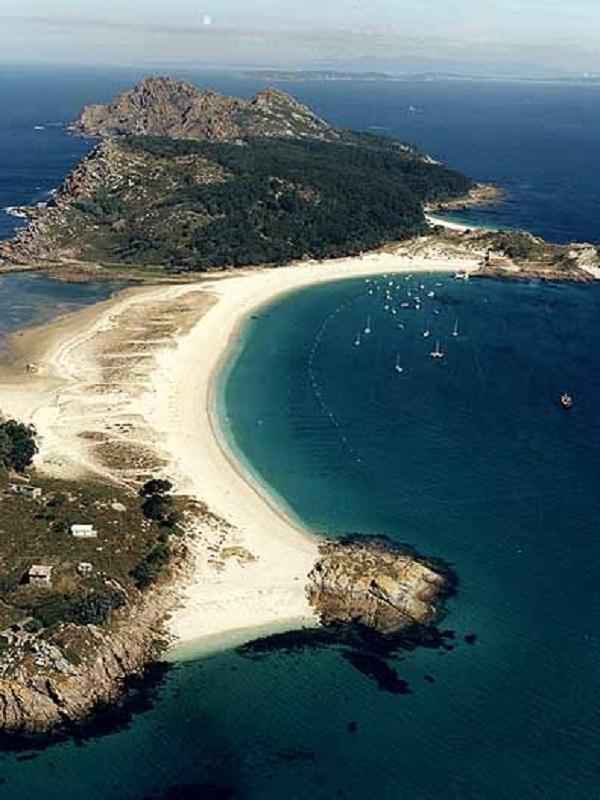 La Xunta ve el cupo de visitas a las Illas Atlánticas como
