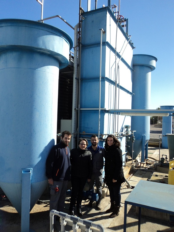 Global omnium lidera el proyecto life bactiwater europeo