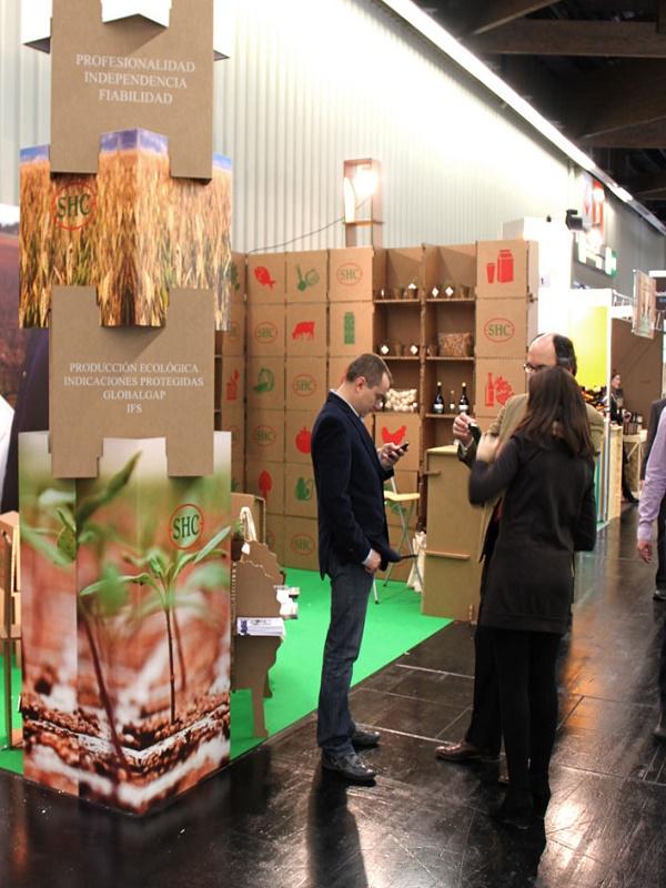 Un total de ocho empresas de Baleares participarán en la feria de alimentos ecológicos Biofach en Núremberg