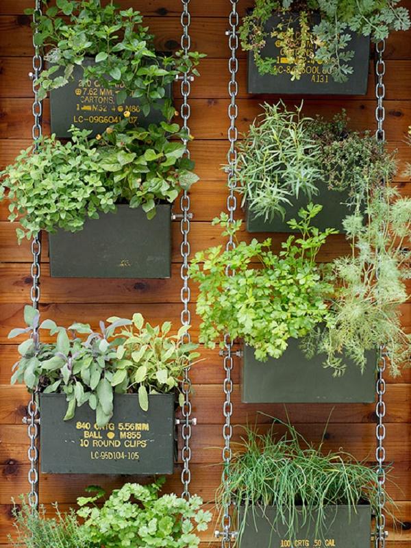Jardines verticales para enfriar edificios en climas mediterráneos
