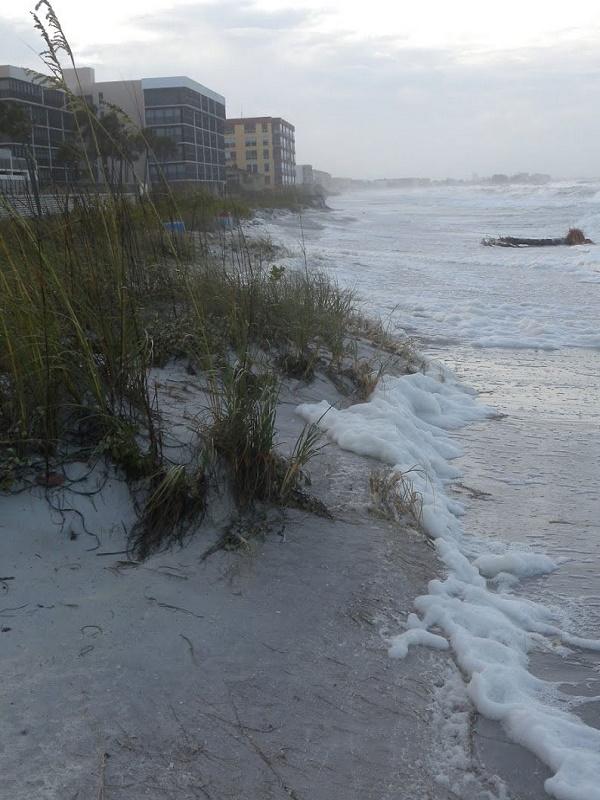 Aumento del nivel del mar, esto no hay quien lo pare
