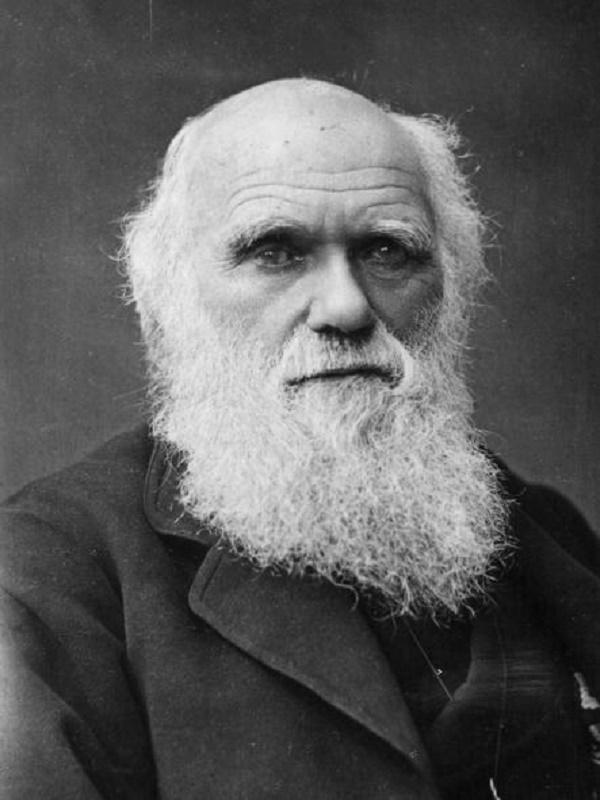 Charles Darwin en ocho frases celebres