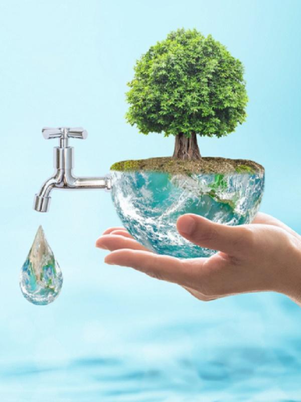 España apuesta por la gestión y tratamiento del agua de forma sostenible