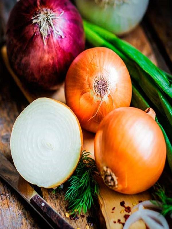 En búsqueda de las cebollas y pimientos más saludables
