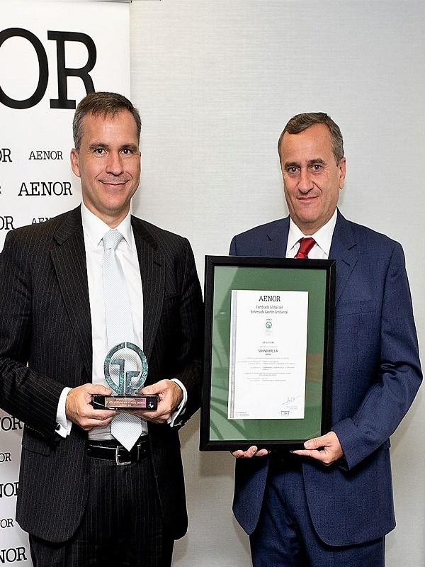 AENOR. Kiabi España recibe la certificación internacional de sistemas de gestión ambiental