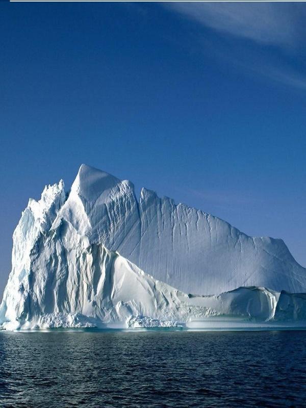 ¿Qué se esconde bajo el iceberg gigante A68?