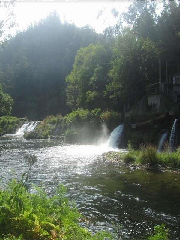 Asturias, exigen la demolición de la presa de Pe de la Viña en el río Eo