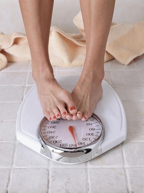 Si tienes sobrepeso quemaras menos calorías