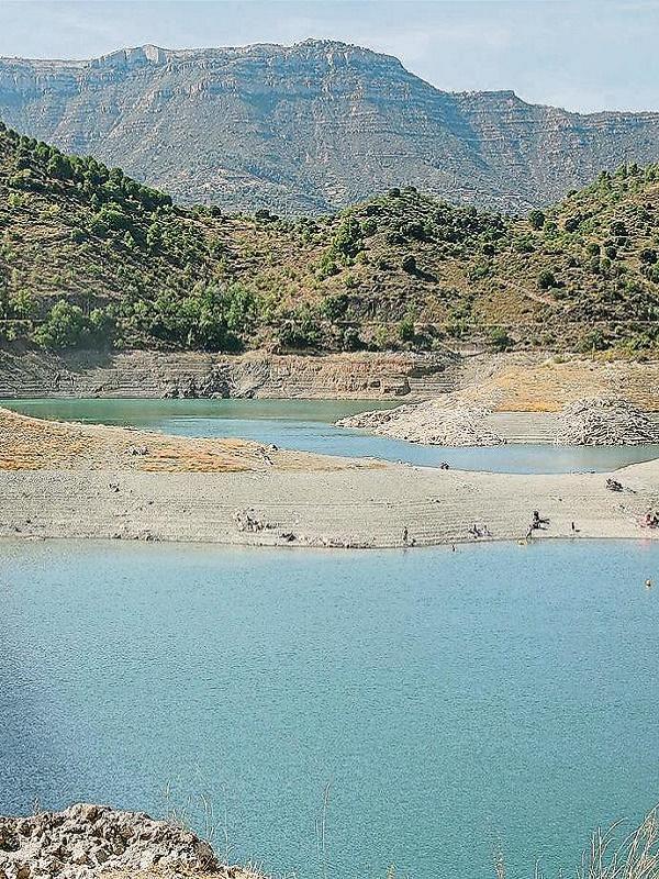 Exigen liquidar definitivamente el trasvase del río Siurana-Riudecanyes