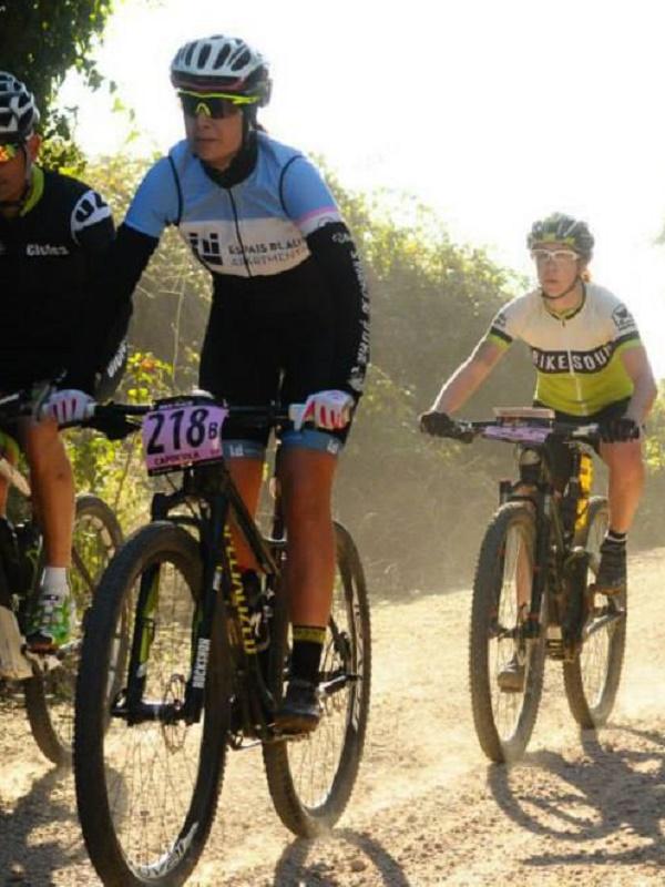 Andalucía Bike Race sigue aumentando la presencia femenina