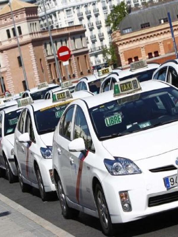Los Taxis madrileños proponen una tarifa ecológica
