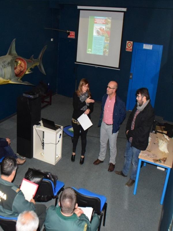 Forman a personal de inspección de especies de flora y fauna protegidas en la costa andaluza
