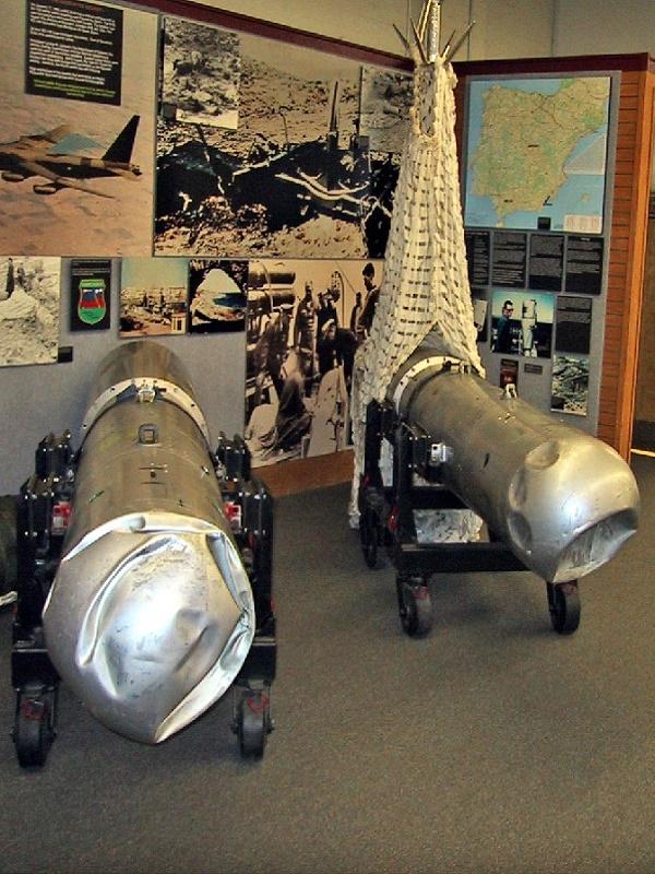 EE.UU almacenará en su territorio los residuos nucleares de Palomares