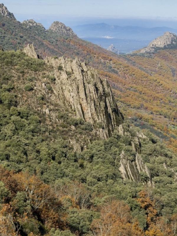 Abren una tercera ruta en el Geoparque de Invierno a Las Amoladeras
