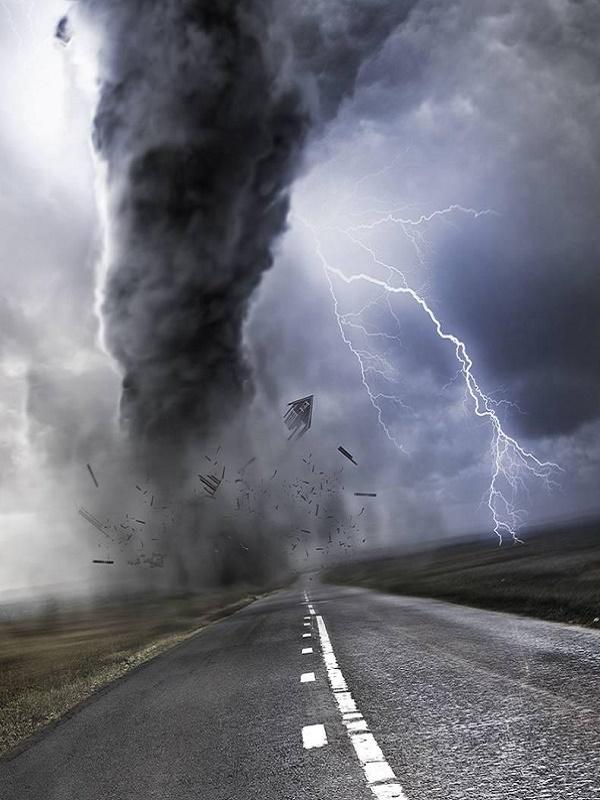 El inevitable clima extremo que tendremos que soportar