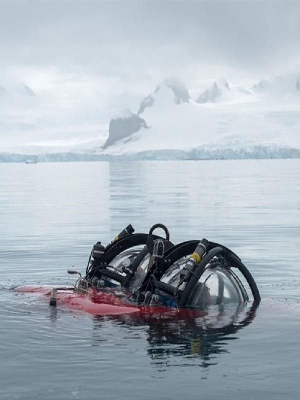 Javier Bardem se implica a fondo en la creación de un Santuario Antártico