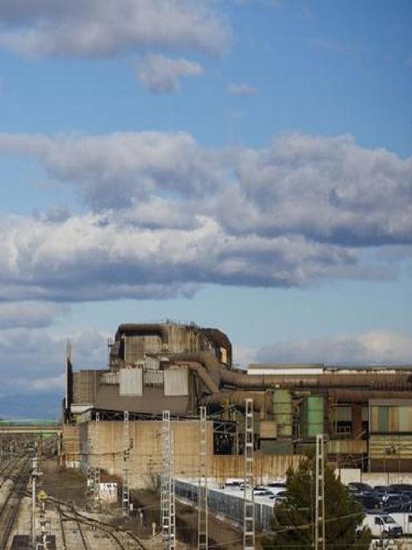 La empresa siderúrgica Corrugados Getafe sigue contaminando impunemente