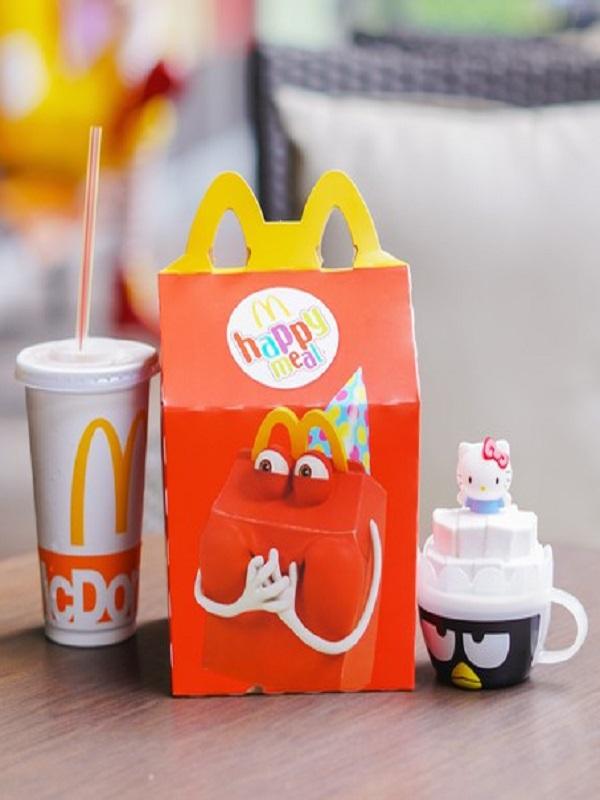 Hasta 2022 te recomendamos que no lleves a tus hijos a comer el Happy Meal