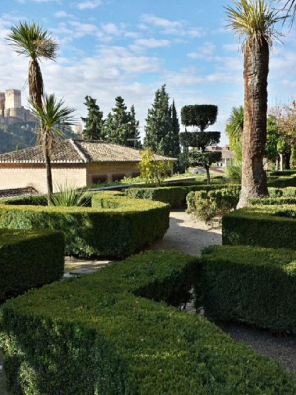 Los andaluces visitan masivamente los jardines botánicos