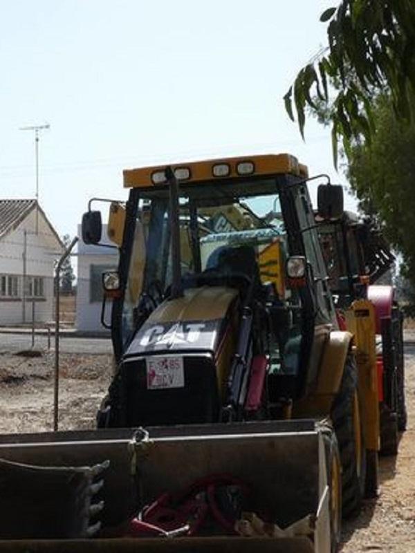 Fiscalía pide tres años de cárcel por degradar paisaje con maquinaria en entorno de Doñana